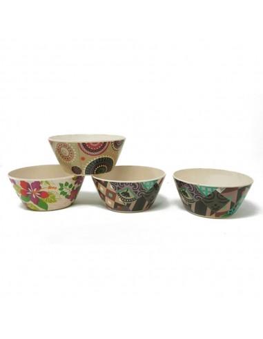 Bowl Decorativo Bambú Chico