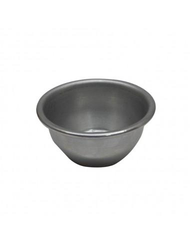 Quimbera Lisa Aluminio 11 cm