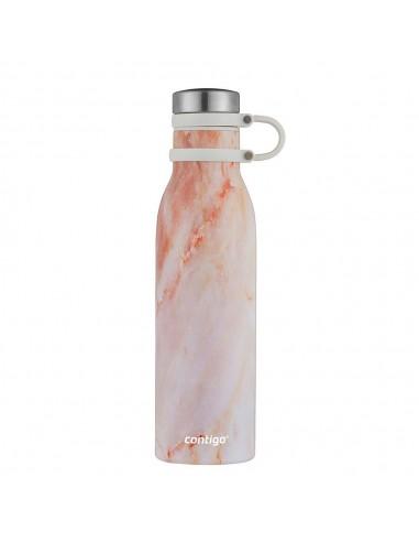 Botella Acero Contigo Rosada 591 ml