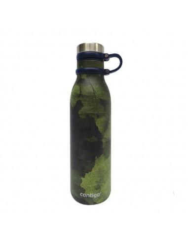 Botella Acero Camuflada 591 ml Contigo