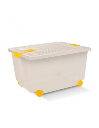 Living Box Alto c/ Ruedas 52 lts...