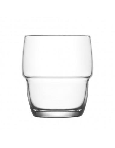 Vaso Galata Whisky Apilable 285 ml Lav