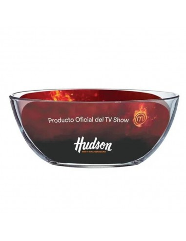 Ensaladera Bowl Vidrio Hudson