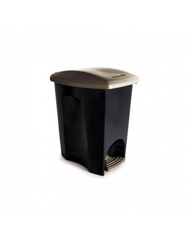 Residuo Plástico Ecoblack c/ Pedal
