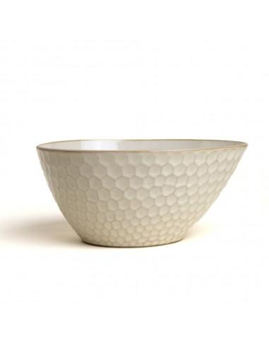Bowl Cerámica Panal