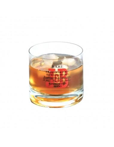 Vaso Whisky Esquel Cristal c/ Logo...