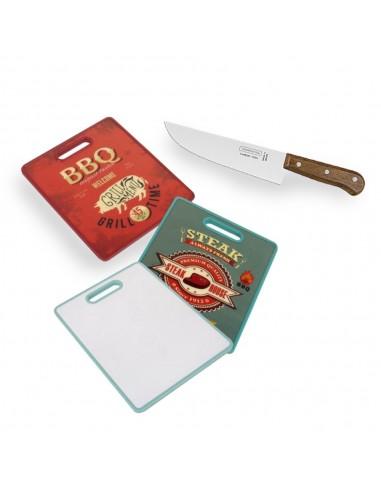 Combo Tabla y Cuchillo I