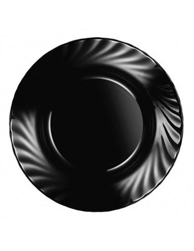 Plato Playo Trianon Noir Luminarc
