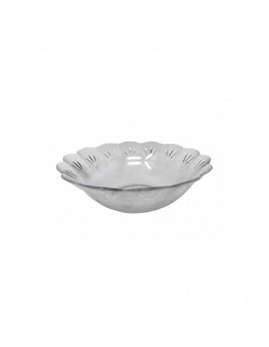 Bowl Vidrio Decorado 17,5 cm