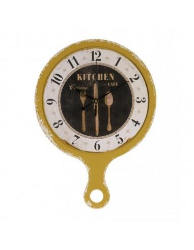 Reloj Pared 29 x 40 cm
