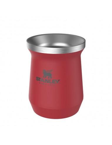 Mate Acero Rojo 236 ml Stanley