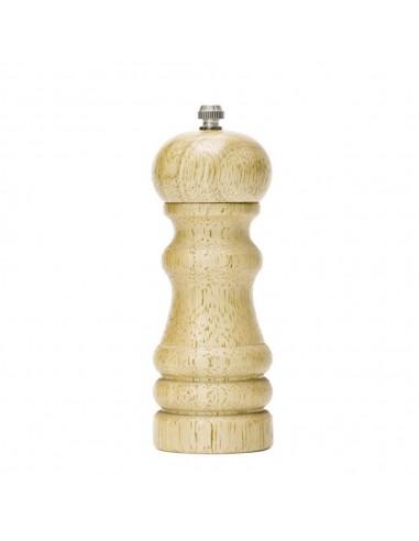 Pimentero Madera 17 cm