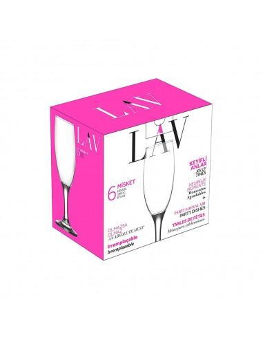 Copa Mistek Champagne 190 ml