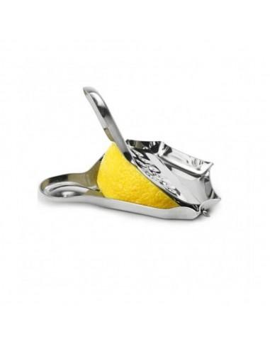 Exprimidor de Limón de Acero Inoxidable
