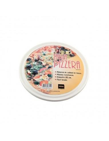 Tabla Pizzera Blanca 35 cm