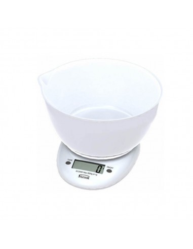 Balanza Cocina Digital Scale c/ Bowl