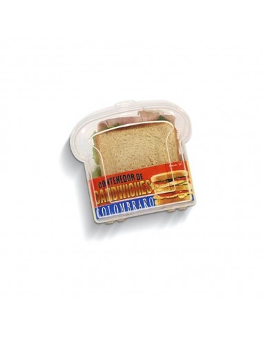 Contenedor Sandwiches Colombraro