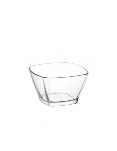 Bowl Vidrio Cuadrado 315 ml