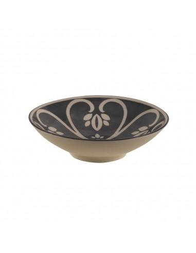 Bowl Decorado Diseño Cerámica