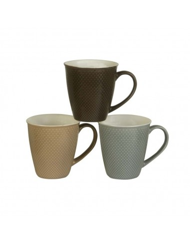 Jarro Mug Diseño Puntos 400 ml